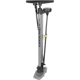 Blackburn Grid 2DH Floor Pump, gris/negro